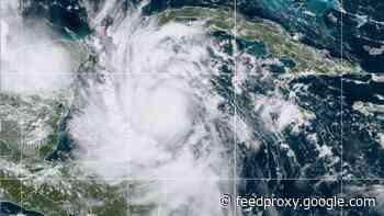Hurricane Delta, now Category 4, roars at Mexico's Yucatan