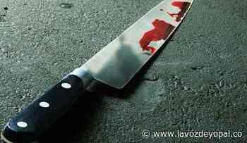 Hombre apuñalado en confusos hechos en zona rural de Paz de Ariporo - Noticias de casanare - La Voz De Yopal
