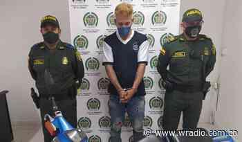 Capturan hombre que asesinó a su abuela en Puerto Boyacá - W Radio
