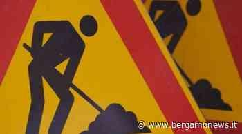 Lavori sull'Asse interurbano: chiusura notturna tra Presezzo e Bonate Sopra - BergamoNews.it