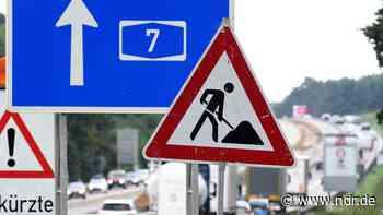 A7 bei Northeim in den kommenden Nächten voll gesperrt - NDR.de