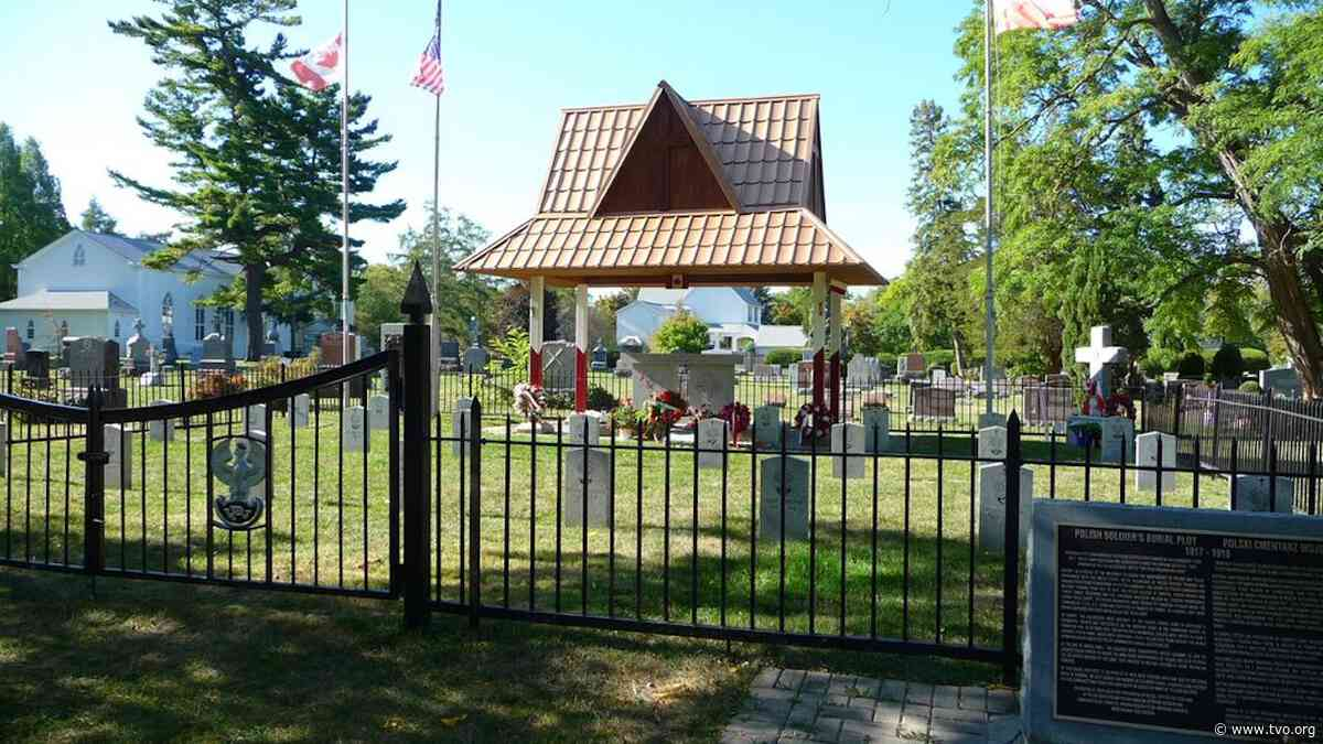 Why are these graves in Niagara-on-the-Lake on sovereign Polish land? - TVO
