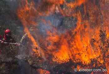 Estrategias contra el fuego se centrarán en San Ignacio de Velasco - EL DEBER