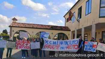 Villanova di Camposampiero, l'ira delle mamme contro l'antenna 5G - Il Mattino di Padova