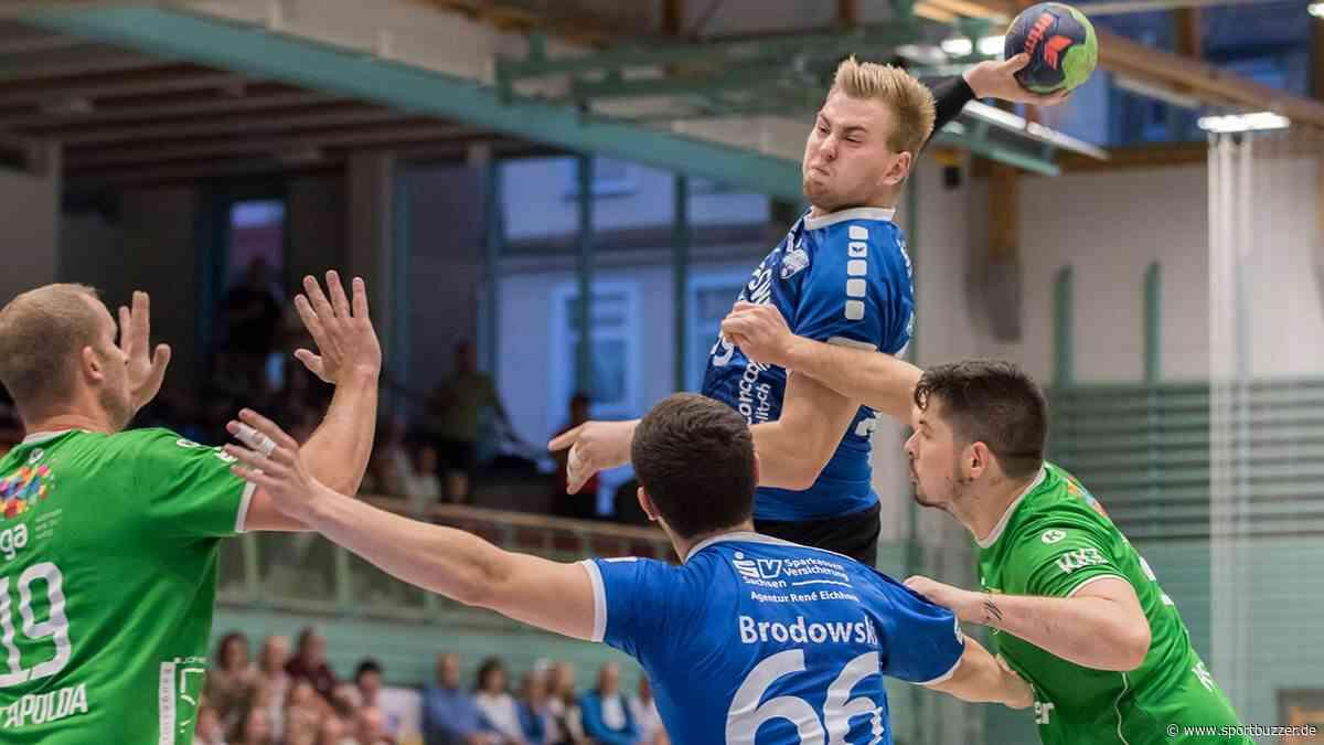 26:26! Delitzscher Handballer holen einen Punkt gegen Sonneberg - Sportbuzzer