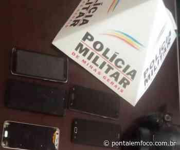 Polícia militar prende acusados de receptação em Iturama - Pontal Emfoco