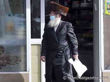 Public health seeks to curb COVID-19 spike in Outremont's Hasidic community - Montreal Gazette