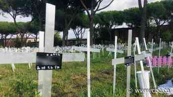 Women in Italy shocked to find their names on grave markers for aborted fetuses