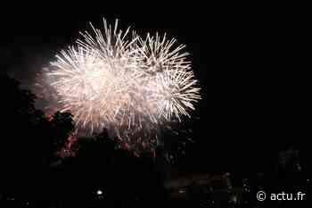 Seine-et-Marne. Le feu d'artifice de Gretz-Armainvilliers, c'est samedi ! - actu.fr