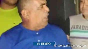 Concejal se enfrentó a la Policía para no ser multado por tomar licor - ElTiempo.com