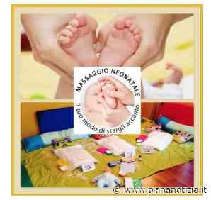 Corso di massaggio infantile a Settimello - piananotizie.it