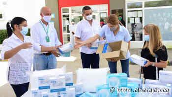 Piojó, Tubará y Juan de Acosta recibieron dotación hospitalaria - EL HERALDO