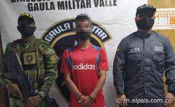 Capturan en Roldanillo a presunto responsable de varios homicidios en Tuluá - El País – Cali