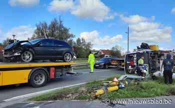 Defecte verkeerslichten veroorzaken twee ongevallen