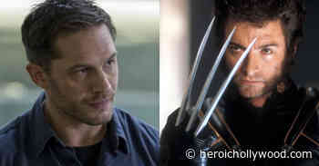 See Tom Hardy In Accurate Wolverine Gear To Replace Hugh Jackman - Heroic Hollywood