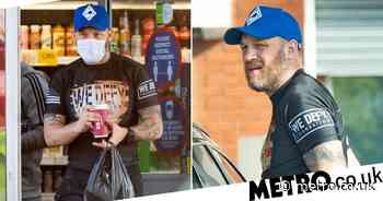 Tom Hardy keeps it low-key at the shops amid James Bond rumours - Metro.co.uk
