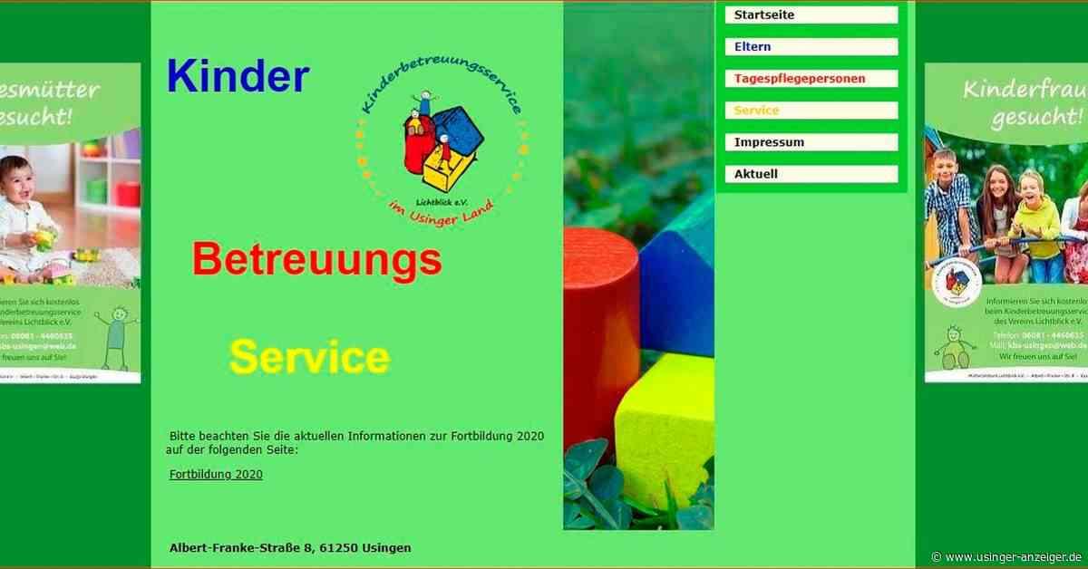 Neuer Kurs des KBS / Kinderbetreuungsservice Usingen - Usinger Anzeiger