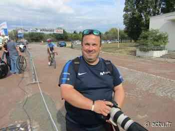 Charenton-le-Pont. Cyclisme : Sébastien Gallwa, entre photo et vélo - actu.fr