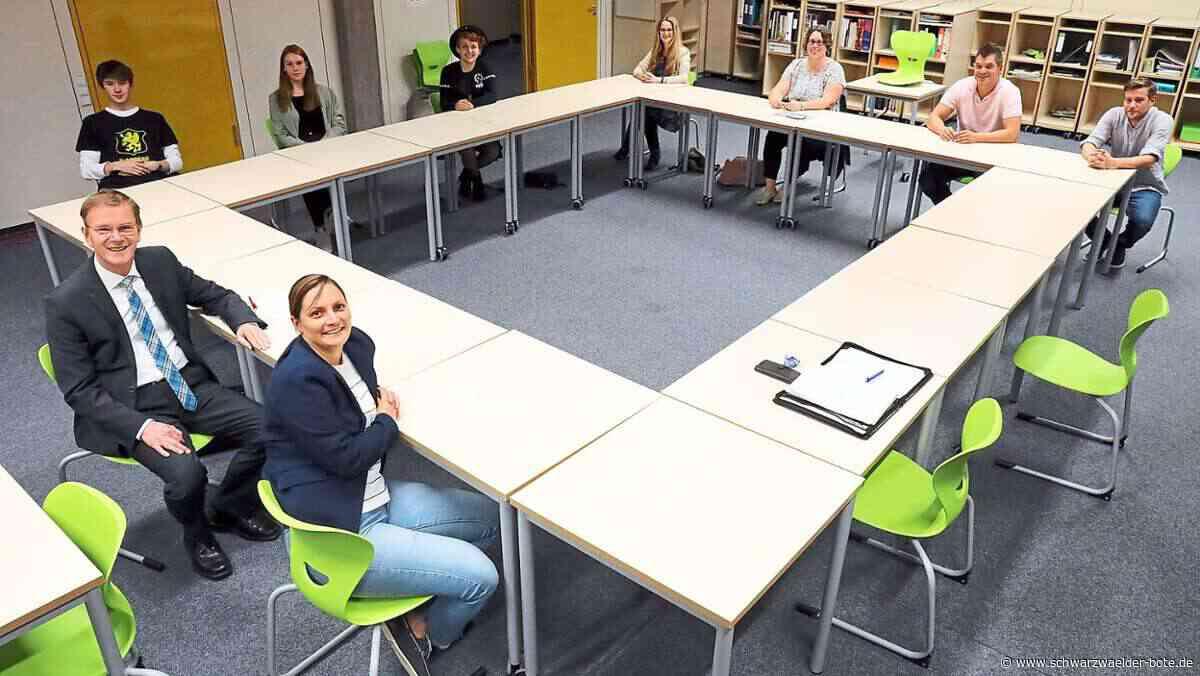 Schopfloch/Waldachtal: Gesamtschule zieht positive Bilanz - Waldachtal - Schwarzwälder Bote