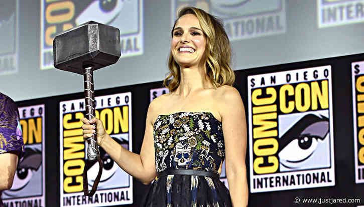 Natalie Portman Seems to Reveal Major 'Thor 4' Plot Point
