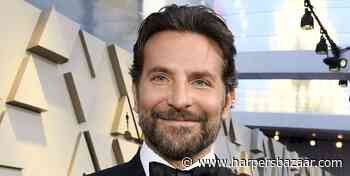 Bradley Cooper Makes a Rare Public Appearance to Encourage Pennsylvanians to Vote - HarpersBAZAAR.com
