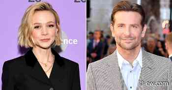 Carey Mulligan joins Bradley Cooper's Leonard Bernstein biopic Maestro - Entertainment Weekly