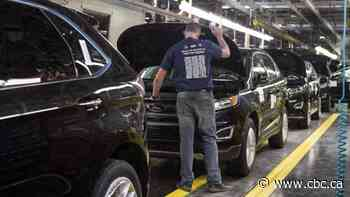 Governments unveil details of $590M investment to help Ford Oakville plant make electric cars