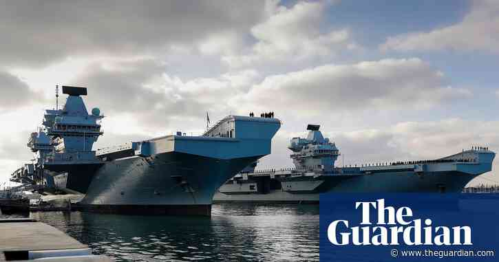 China may pose threat to UK as northern sea route clears, says navy chief