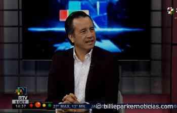 Cuitláhuac García reconoce desabasto de medicamentos para cáncer en el estado #Veracruz #Coatzacoalcos - Billie Parker Noticias