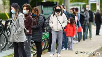 Ontario, World Health Organization report record new COVID-19 cases