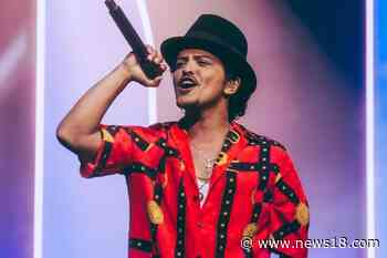 Celebrating Bruno Mars' Birthday With His Greatest Hits - News18