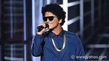 Wishing Bruno Mars a happy 35th birthday! - Yahoo! Voices