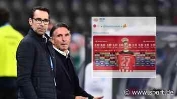 Hertha BSC | Preetz: Bei Mario Götze habe ich mich verschätzt - sport.de