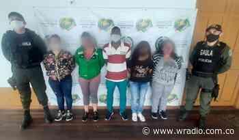 Desde la cárcel de Cómbita siguen extorsionando en Boyacá y Magdalena Medio - W Radio