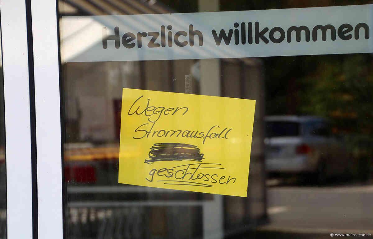 Kabelfehler: Stromausfall in Kleinostheim und Karlstein - Main-Echo