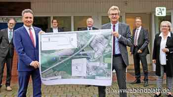 Umbau der A-1-Abfahrt Ahrensburg startet noch im Oktober - Hamburger Abendblatt