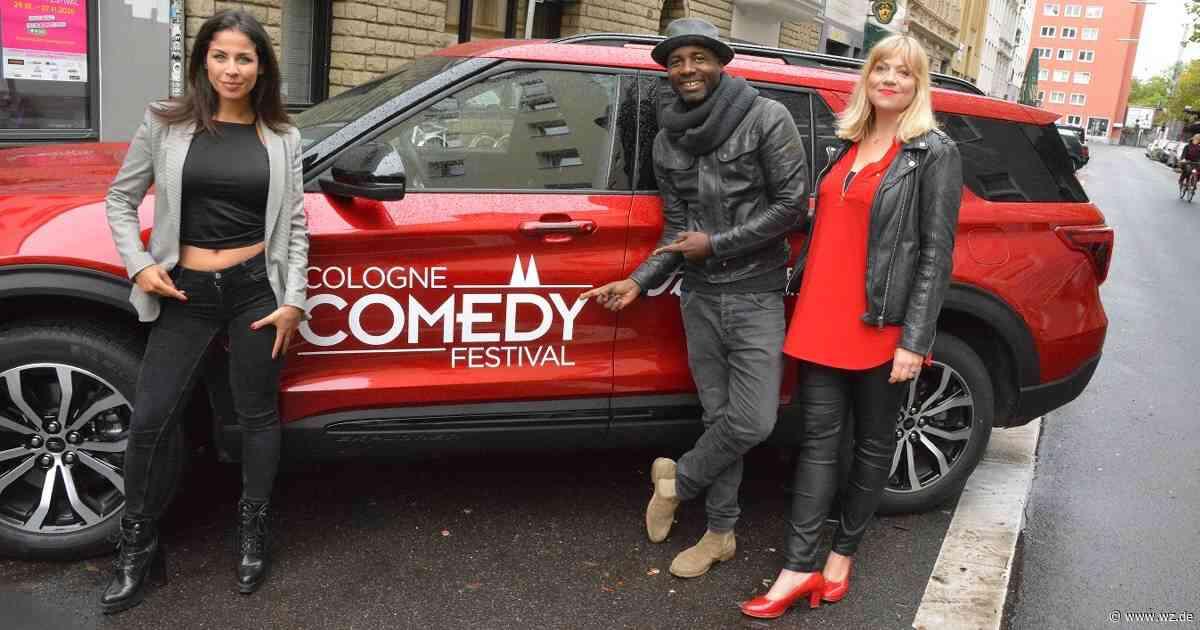 """Humor: Cologne Comedy Festival: """"Mit Sicherheit lustig"""" - Westdeutsche Zeitung"""
