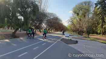 En las playas de estacionamiento de la Ciudad de Mendoza habrá lugares para bicicletas - Cuyonoticias