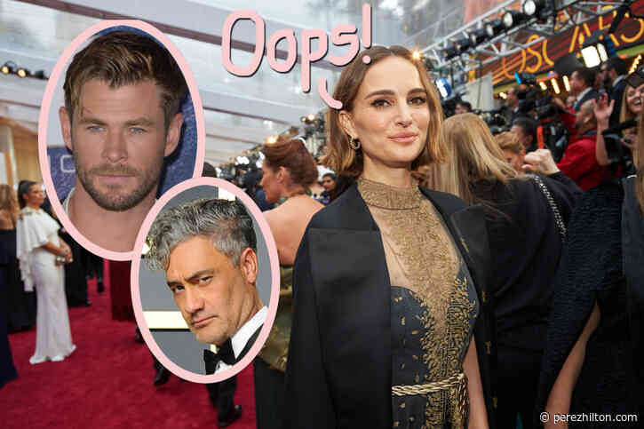 Wait, Did Natalie Portman Just Reveal A Thor 4 Spoiler!?