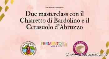 Vini rosa a confronto: due masterclass con il Chiaretto di Bardolino e il Cerasuolo d'Abruzzo - Horeca News