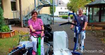 DRK-Kreisverband Biedenkopf unterstützt FeG-Auslandshilfe - Mittelhessen