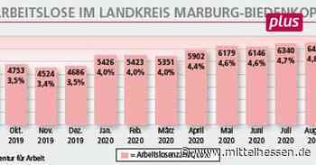 Arbeitslosenquote in Marburg-Biedenkopf sinkt auf 4,5 Prozent - Mittelhessen