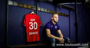 """""""Mentalement, il faut être plus méchants"""", entretien avec Maxime Dupé - Toulouse Football Club"""