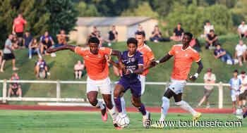 Le Toulouse FC reçoit le Pau FC jeudi pour un match amical à huis clos - Toulouse Football Club