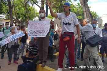 #Fotos Docentes en Quíbor exigieron mejores condiciones salariales #8Oct - El Impulso