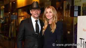 24 Jahre Ehe: Faith Hill und Tim McGraw feiern Hochzeitstag - Promiflash.de