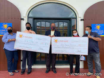 Hotel And Tourism Association Awards Two UVI Students $5000 Lorette Resch Scholarship - VI Consortium