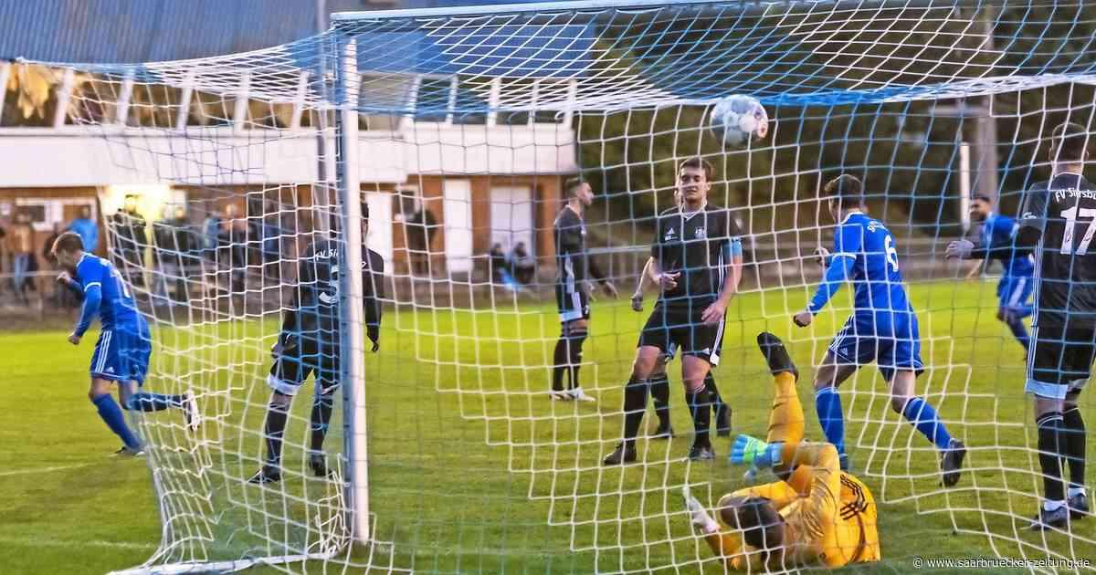 Fußball-Saarlandliga: Mettlach gewinnt Nachholspiel in Siersburg 3:2 - Saarbrücker Zeitung