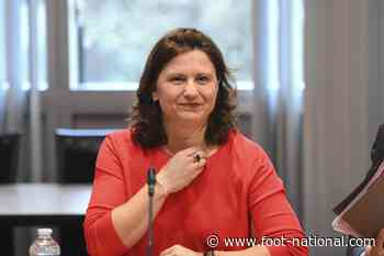 Affaire Mediapro : Roxana Maracineanu au soutien de la LFP