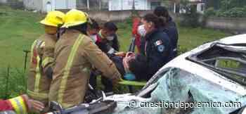 Dos conductores mueren en Toluca y Tenancingo - Cuestión de Polemica